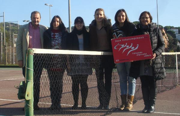 Representants dels Projectes Solidaris